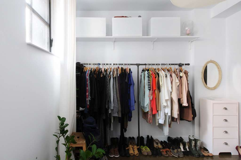 Shoe Storage Ideas to Buy or DIY