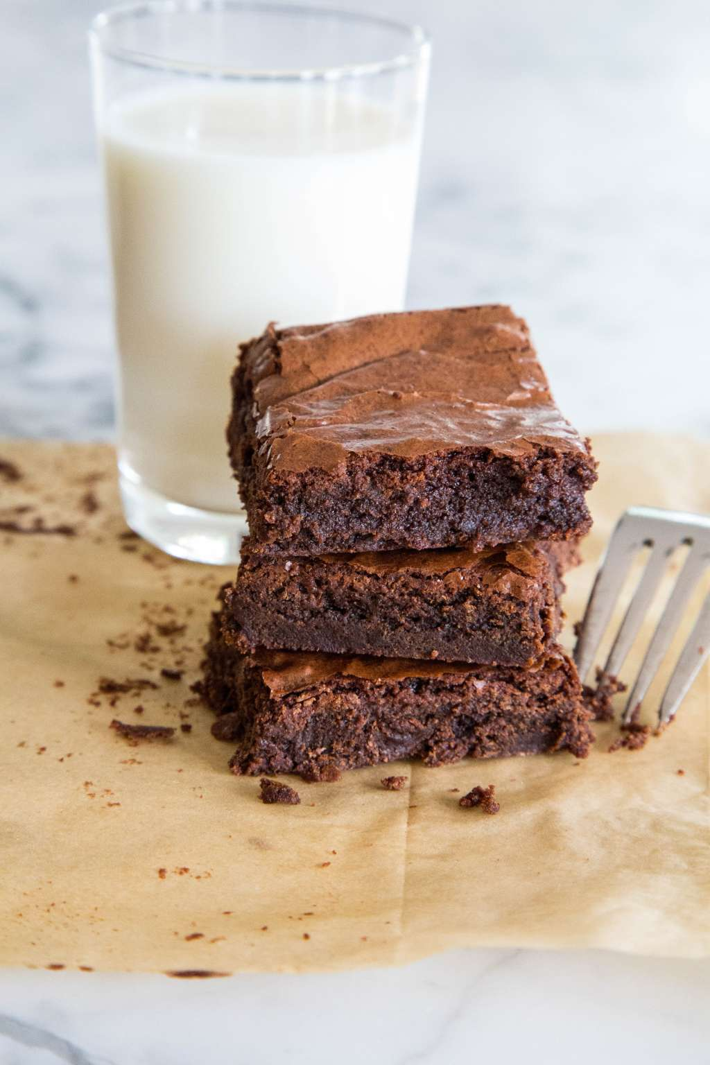 I Tried the Popular Hack for Richer, Chewier Brownies