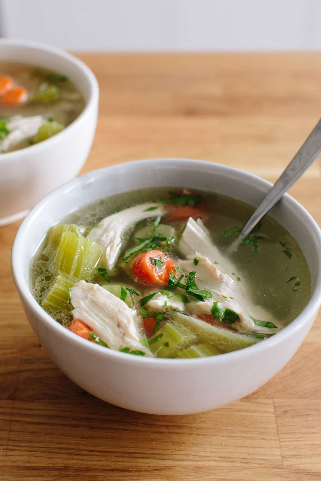 How To Make Chicken Soup  Kitchn-3377