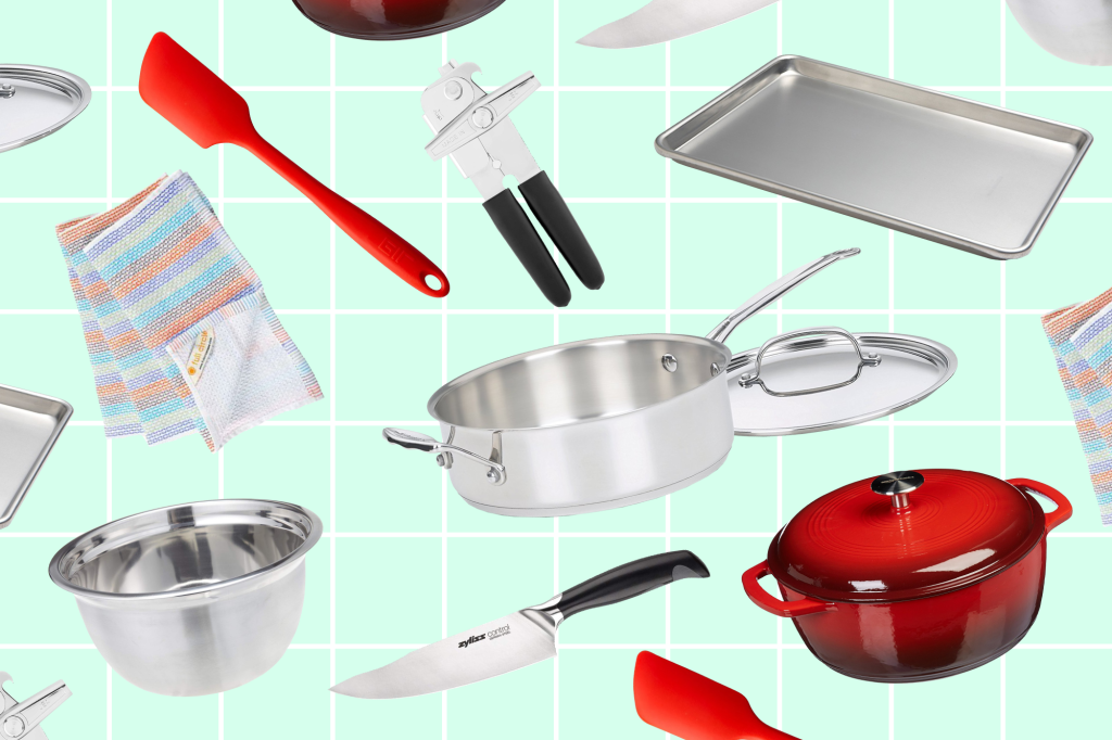 All The Kitchen Essentials You Need — For Just $310