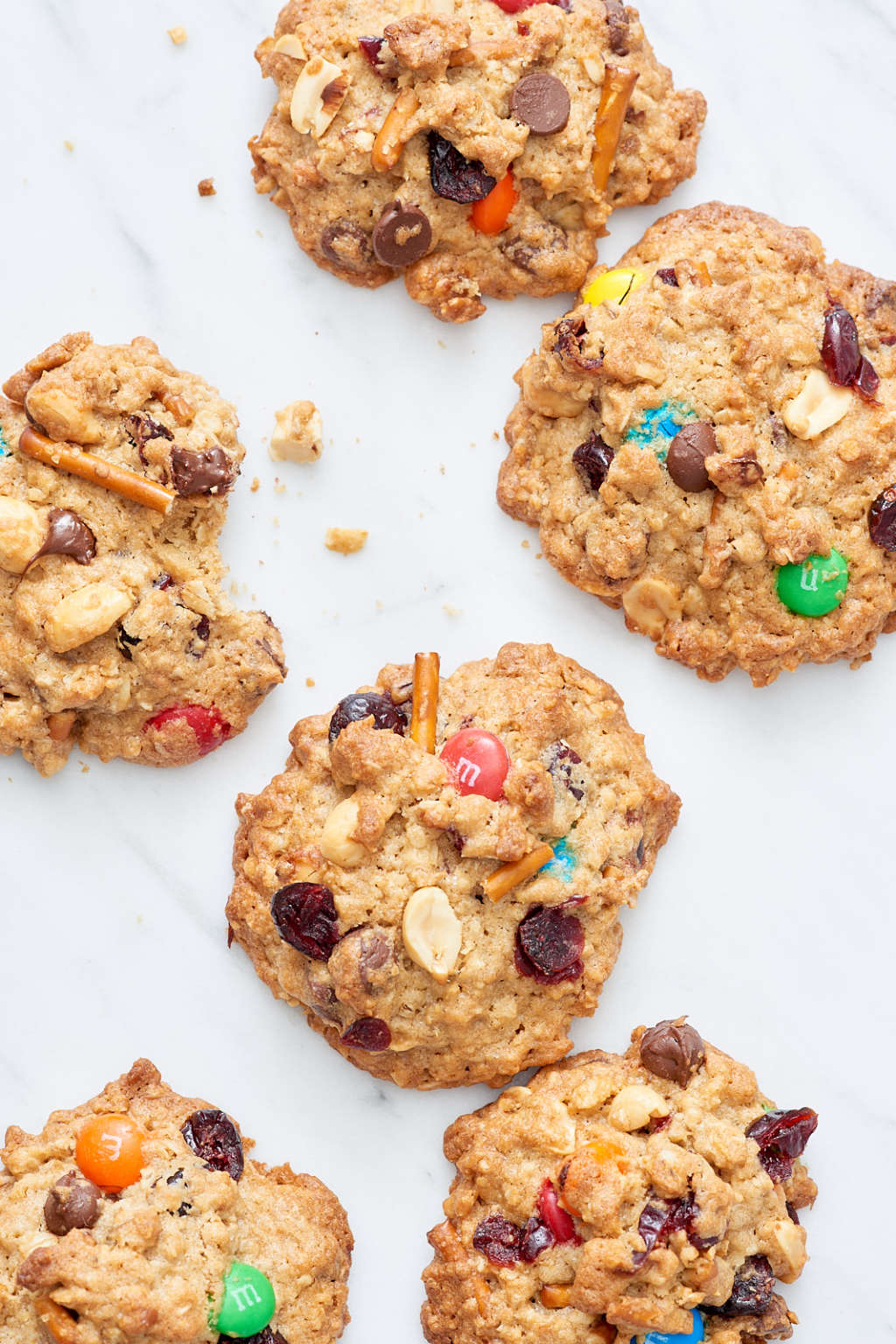 Trail Mix Cookies Worth Hiking For