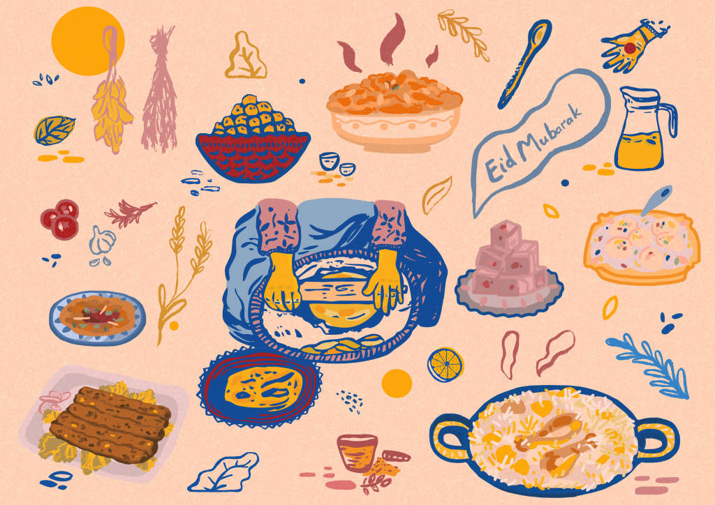 The Food of Ramadan: When and What to Eat