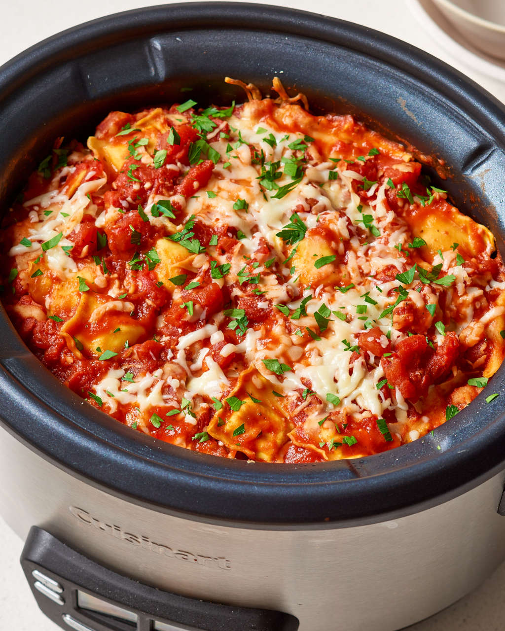 10 Vegetarian Meals From The Slow Cooker