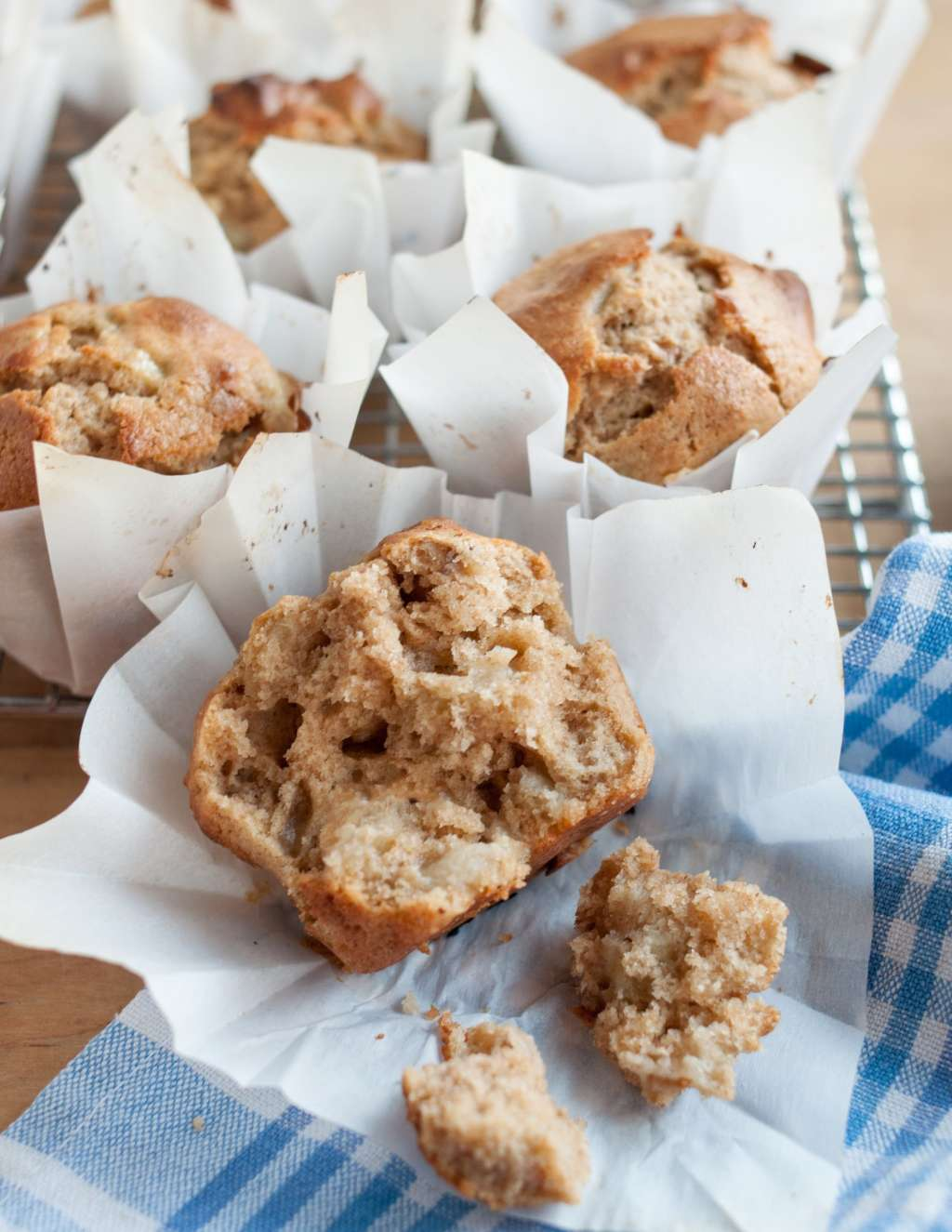 5 Mistakes to Avoid When Making Muffins