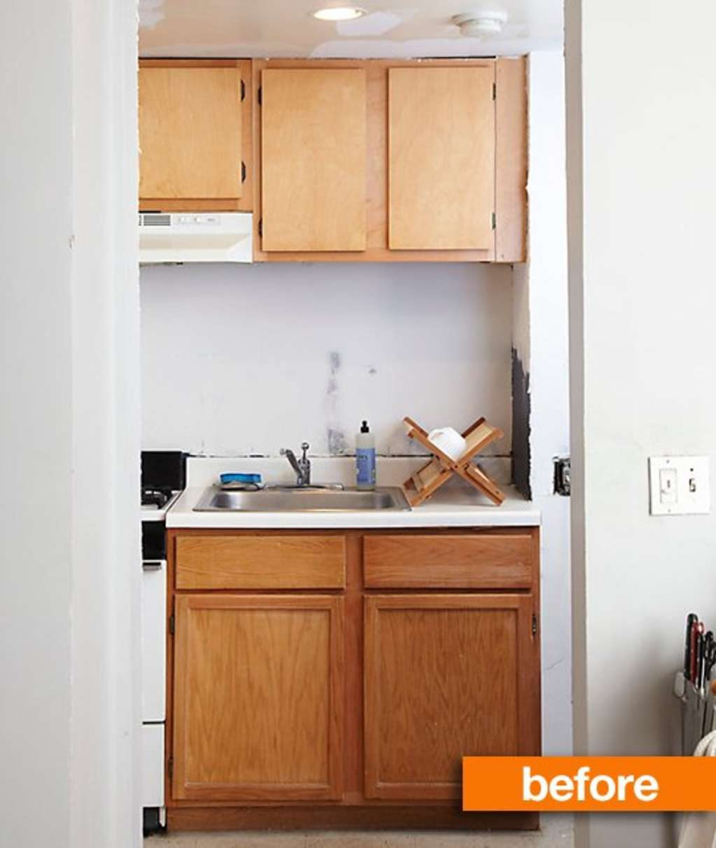 Kitchen Renovation Apartment Therapy: Before & After: A Seriously Stylish Kitchen Renovation On