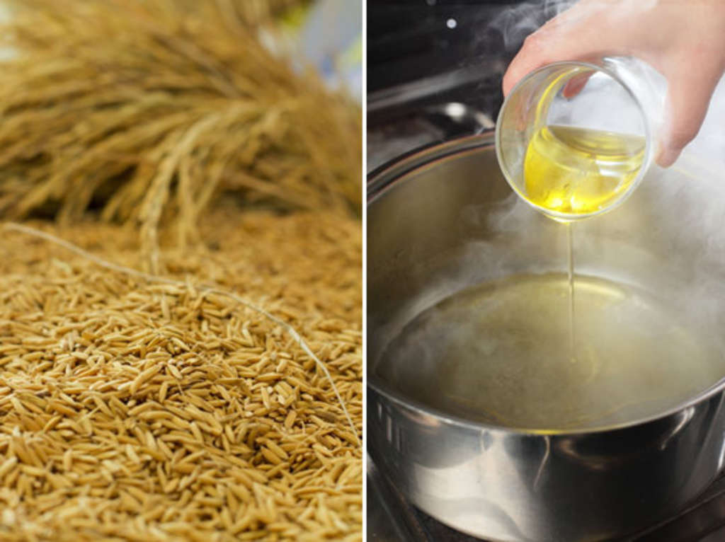 Cooking at High Heat? Try Rice Bran Oil | Kitchn