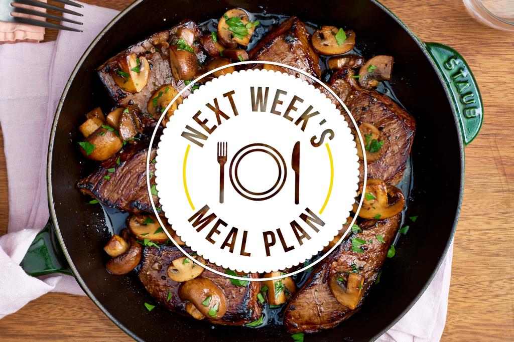 Next Week's Meal Plan: 5 Cozy Comfort-Food Dinners