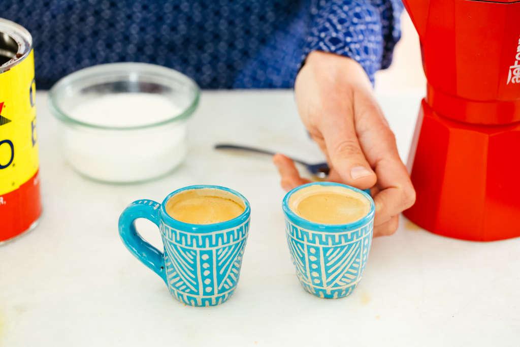 How to Brew Cafecito (Cuban Coffee)