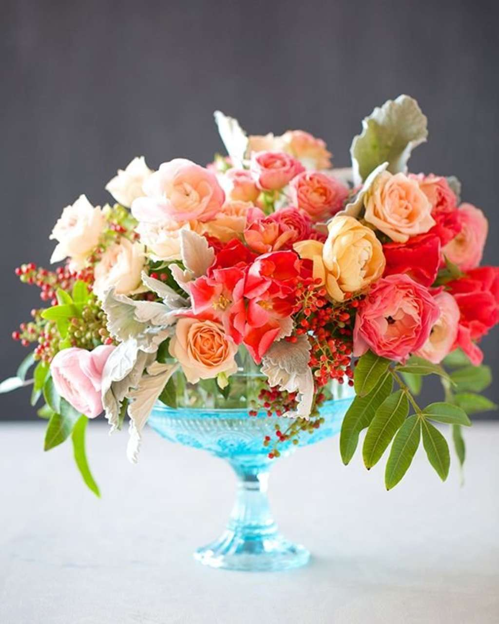 15 Diy Wedding Centerpieces That Dont Look Homemade Kitchn