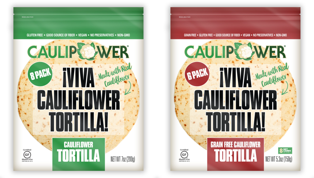 These New Cauliflower Tortillas Actually Sound Delicious
