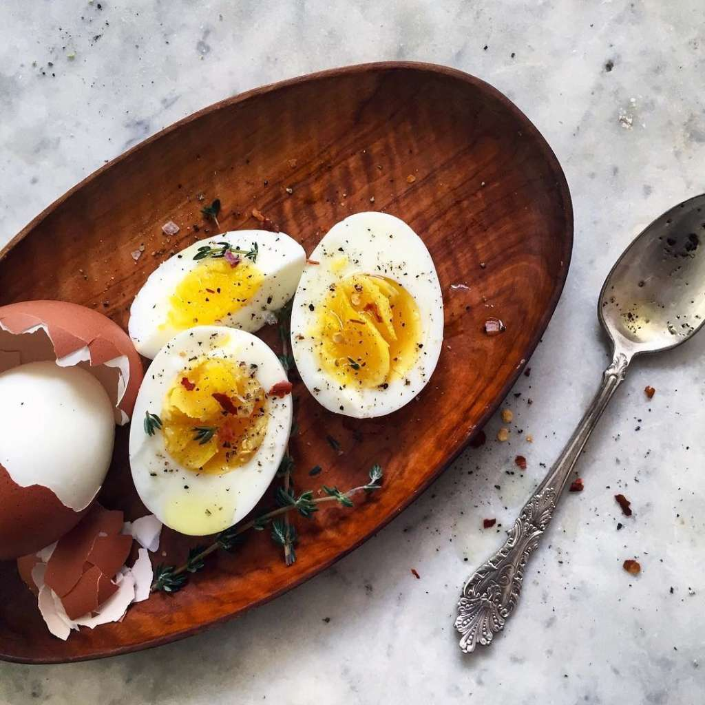 Always Do This When Making Hard-Boiled Eggs