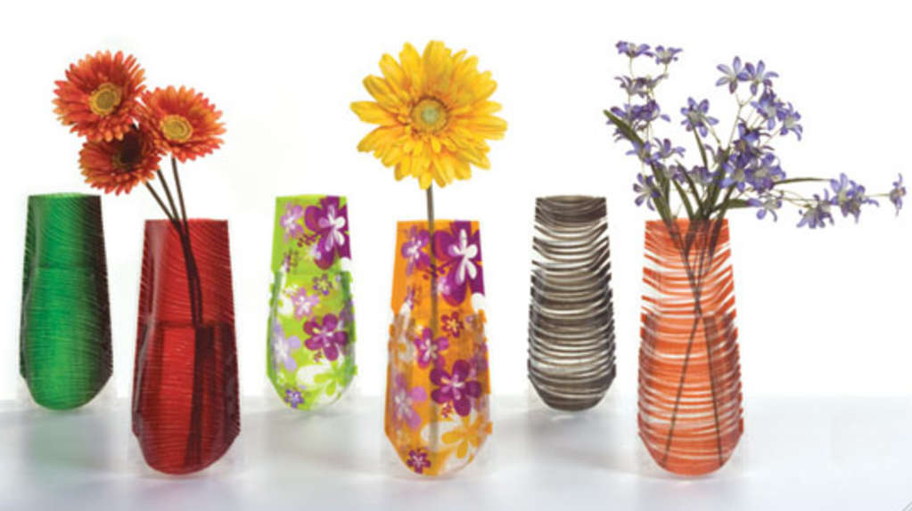 Vazu Collapsible Vase Cool Product We Regret Not Purchasing On Our