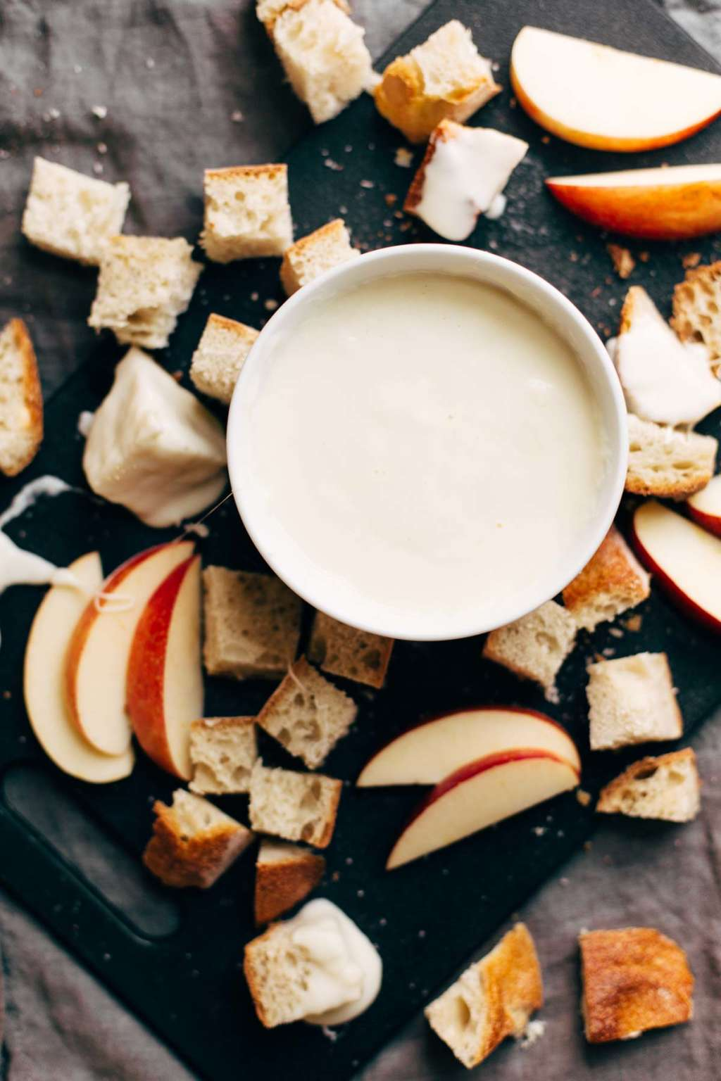 An Easy, Modern Way to Serve Cheese Fondue at Your Next Party