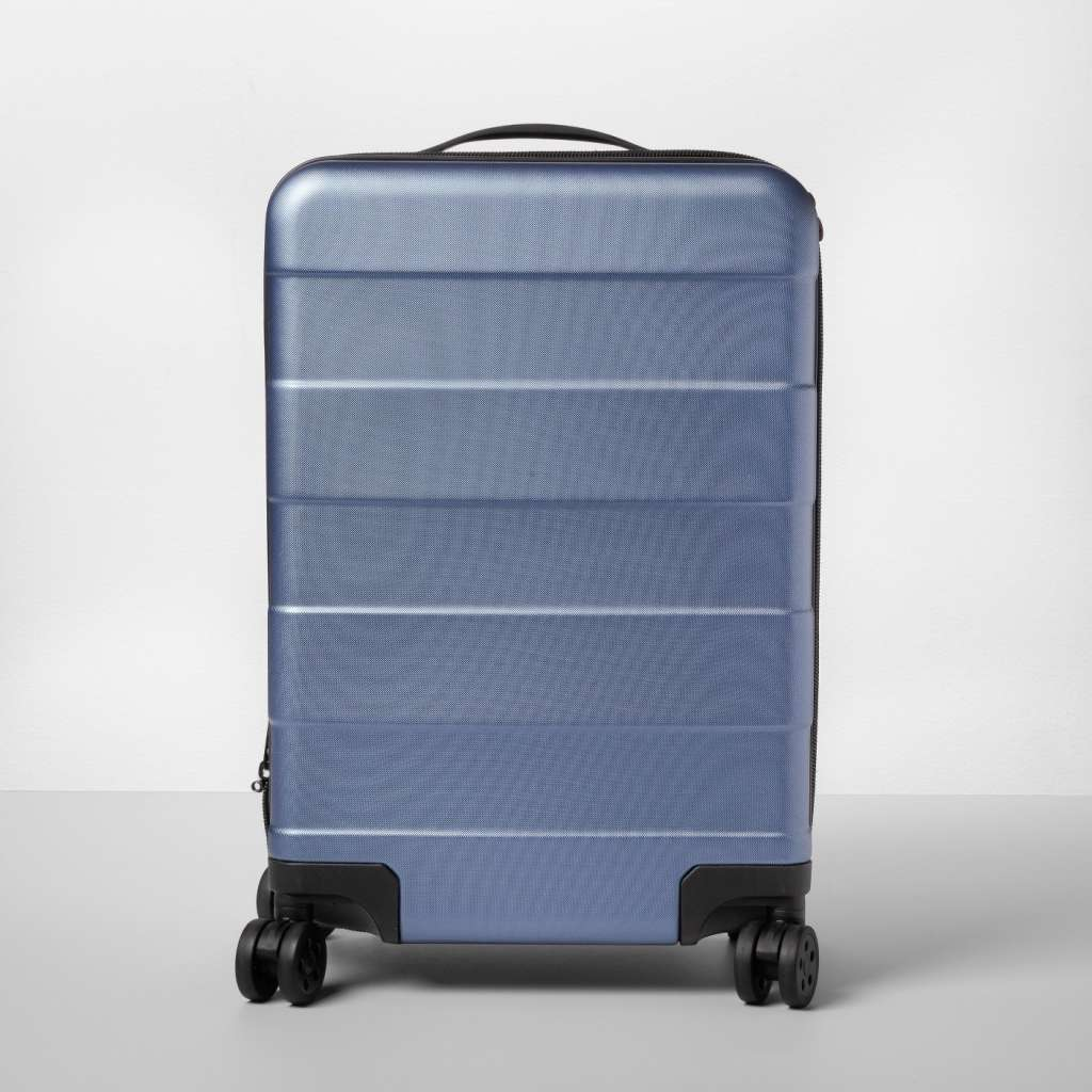target luggage line made by design apartment therapy. Black Bedroom Furniture Sets. Home Design Ideas