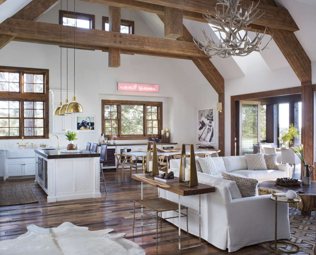 5 Design Ideas Weu0027re Dying To Steal From Giuliana And Bill Rancicu0027s Iowa  Home U2014 Architectural Digest