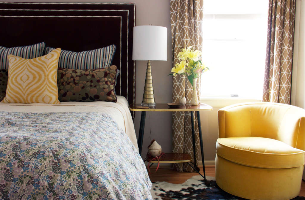 Attention Print Lovers: Printed Curtains Under $50