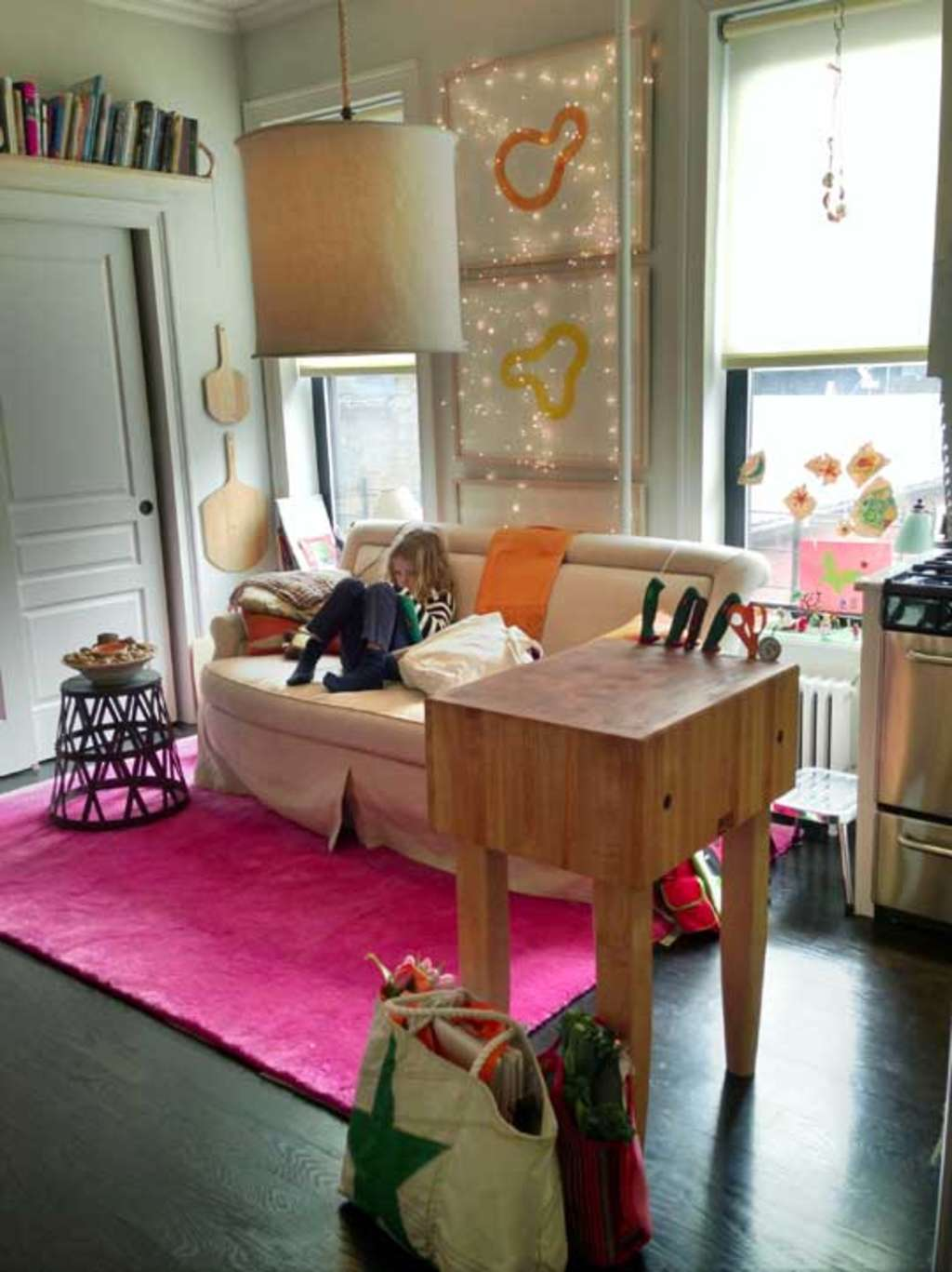 Small and Having It All: A Year of Small Space Advice & Strategies