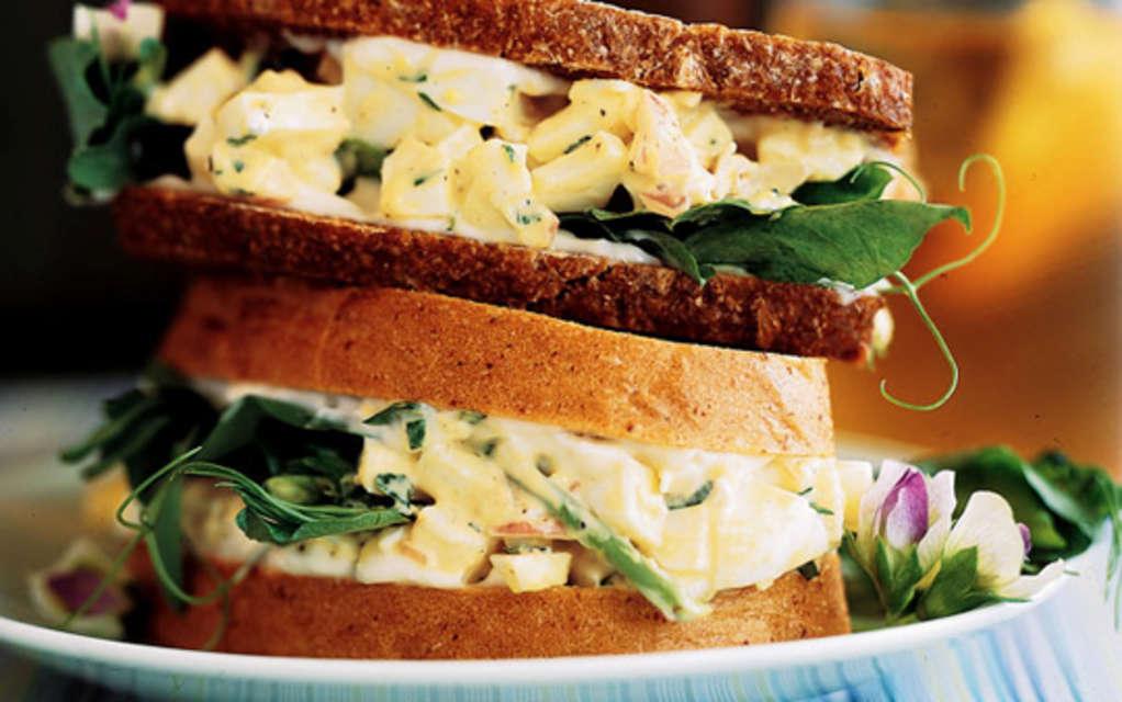 An Egg Salad Sandwich, Eight Ways