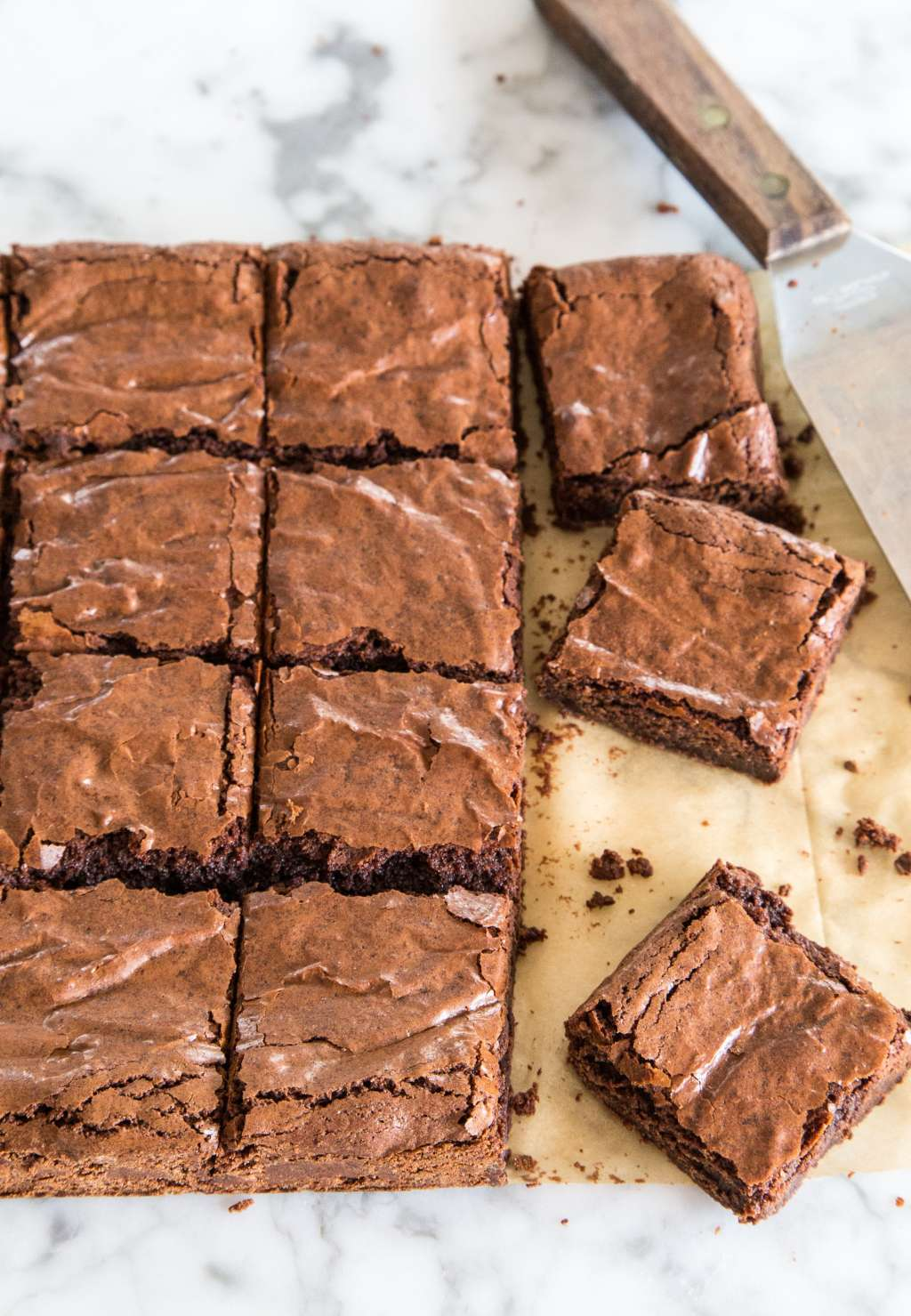 The Difference Between Cocoa Brownies and Chocolate Brownies
