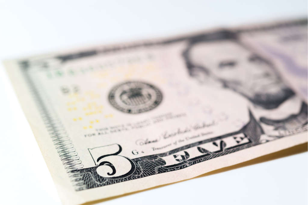 Saving Money Is a Cinch When You Look for $5 Bills