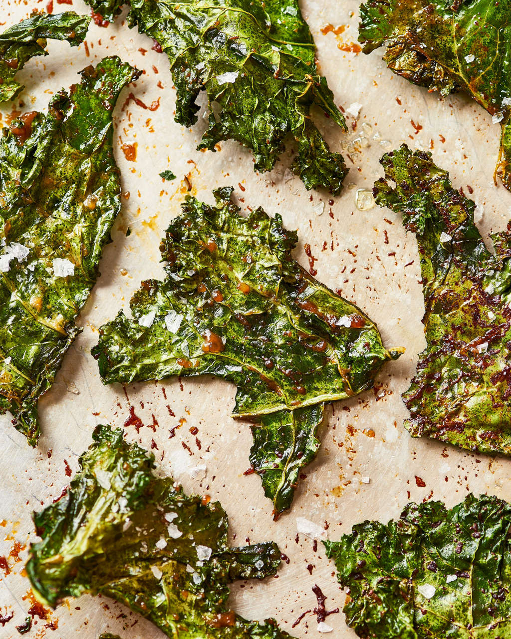 The Secret to Making Ultra-Crispy Kale Chips in the Oven