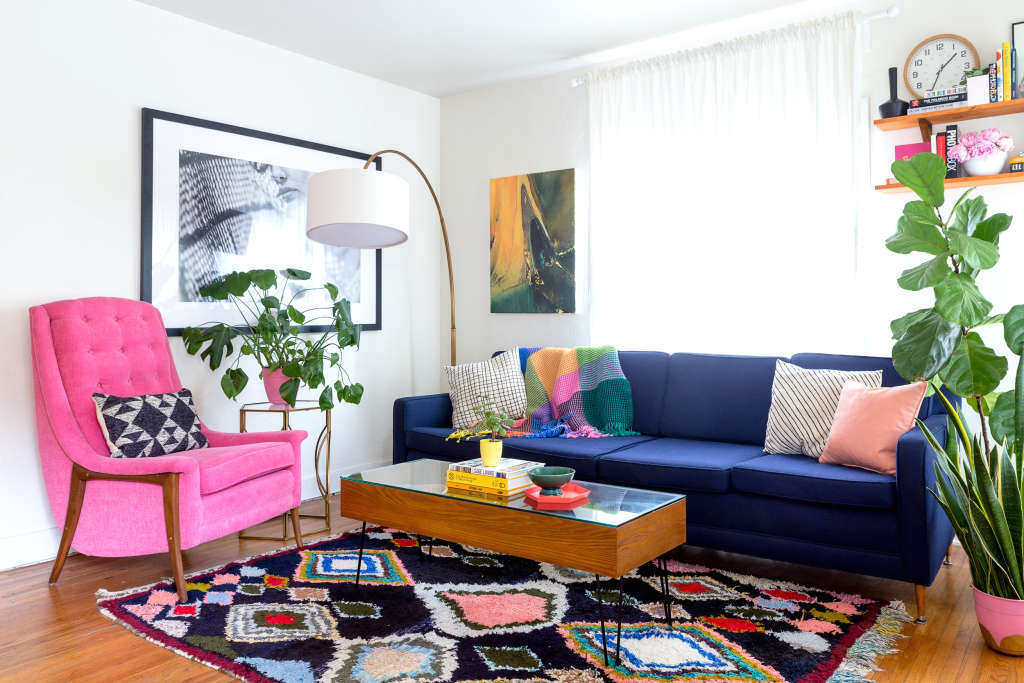 Be Bold: Tips for Successfully Incorporating a Kaleidoscope of Colors Into Your Home