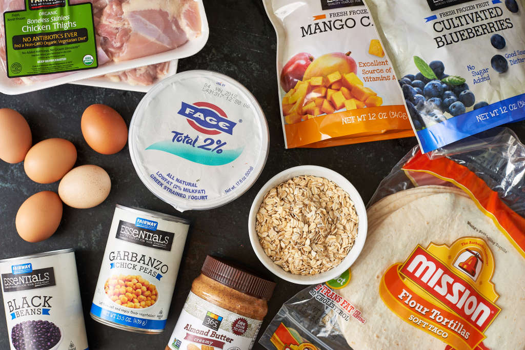 10 Foods That Actually Help Me Eat Healthier on a Budget