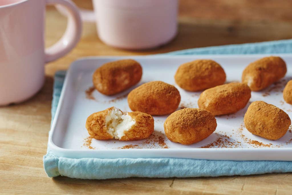 A Recipe for Irish Potato Candy