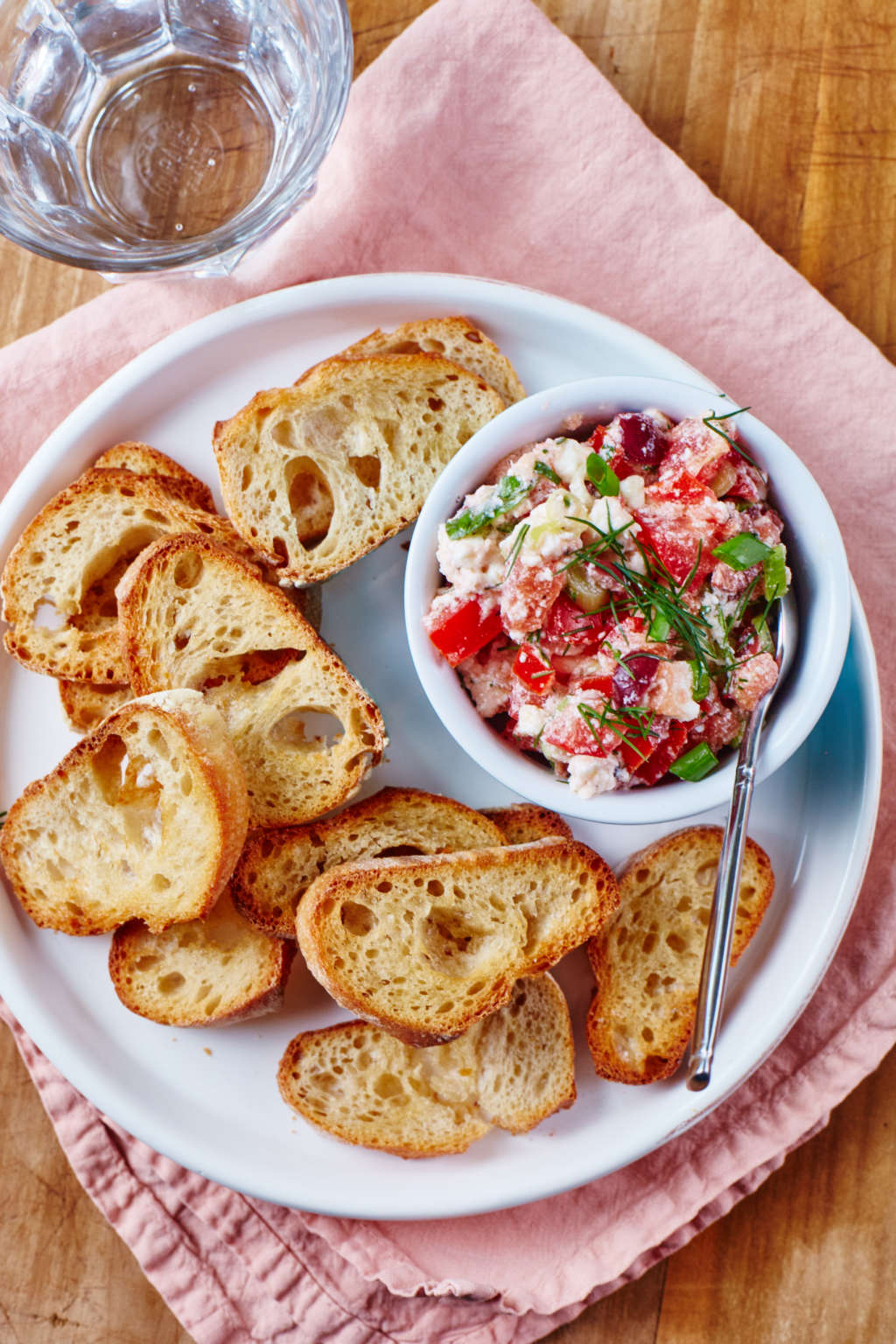 Feta Salsa Is the Most Versatile Thing to Have in the Fridge