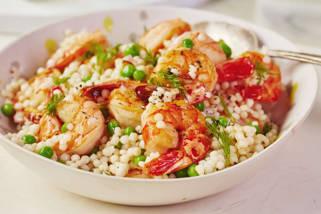 Next Week's Meal Plan: 5 Veggie-Hearty Meals for the Week Ahead