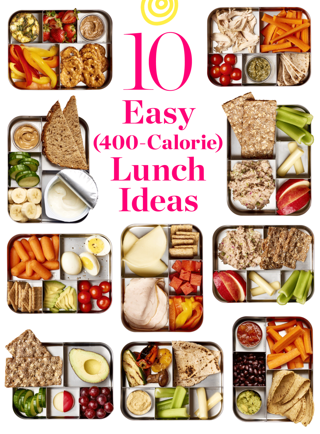 10 easy lunch ideas under 400 calories | kitchn