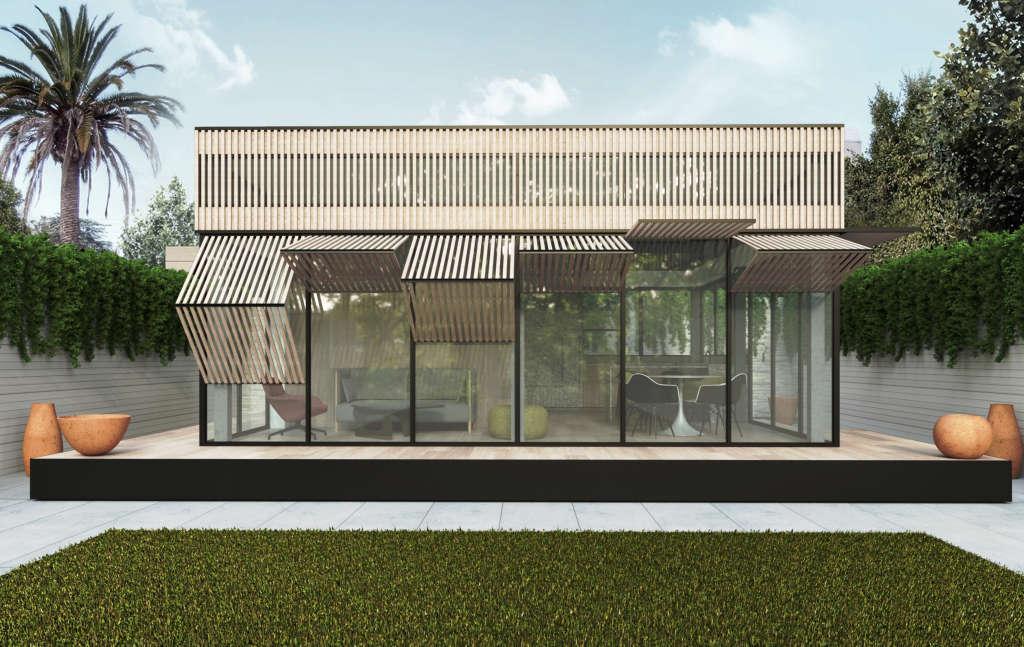 Take a Peek at Yves Béhar's Chic New Prefab Home Designs
