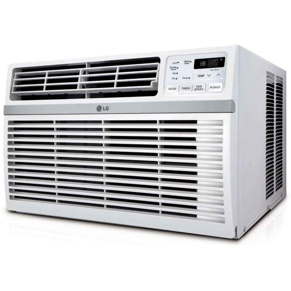 Best Air Conditioners: LG, Frigidaire & GE