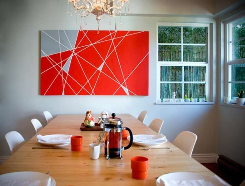 Weekend Projects: 10 DIY Wall Art Ideas That Anyone Can Do