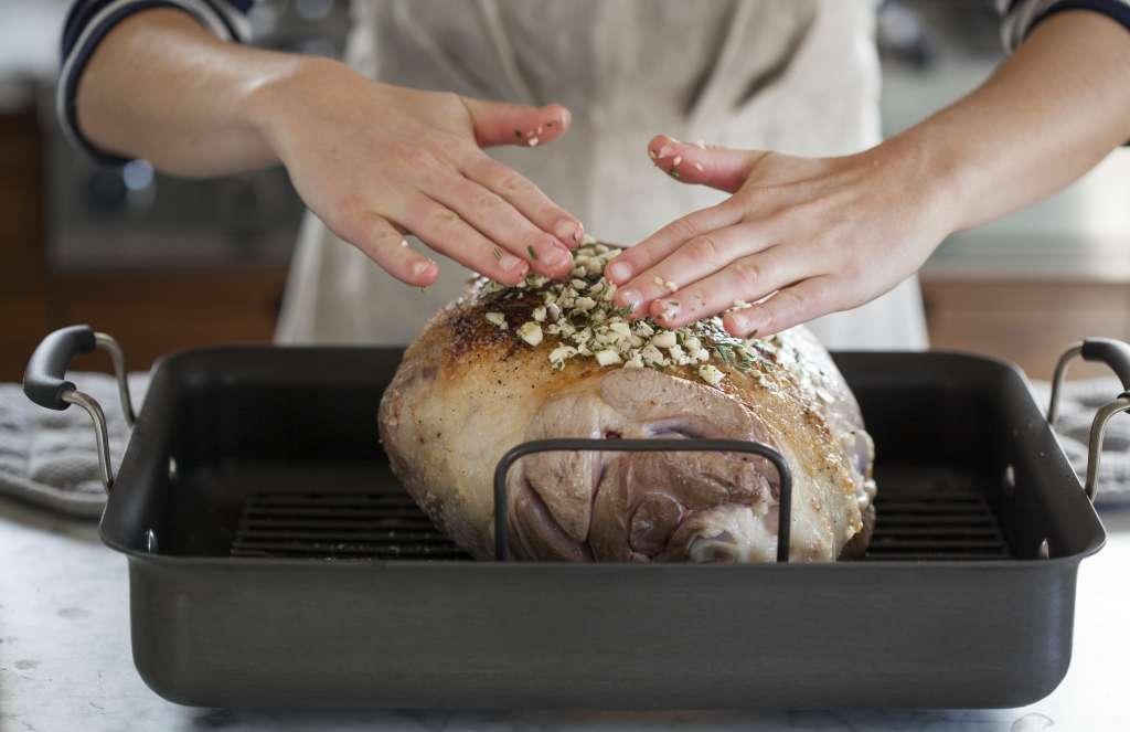 Leg Of Lamb Recipe - Roast Leg Of Lamb | Kitchn
