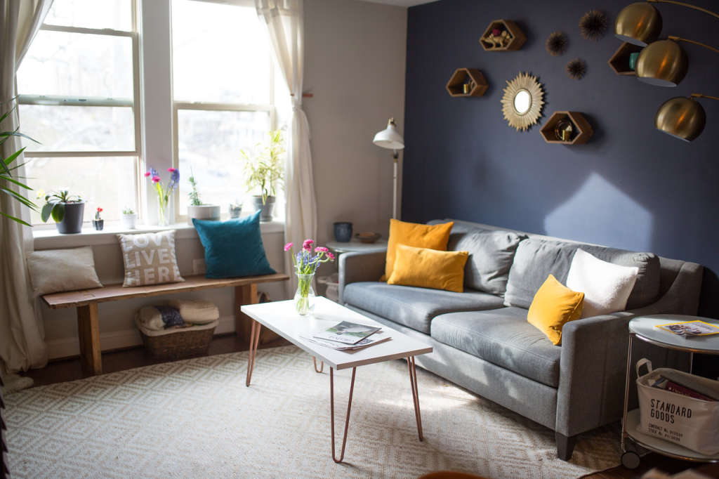 More than Just Politics: A DC Couple Designs their Home Together
