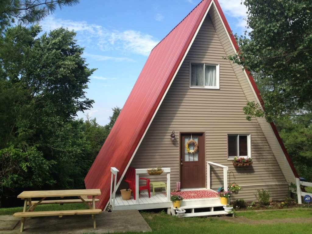 Haleigh's A-Frame Cottage