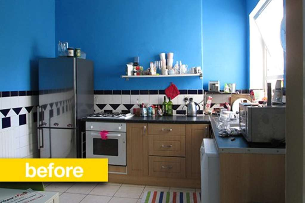 Where Your Money Goes In A Kitchen Remodel: Kitchen Before & After: A London Kitchen Goes From Garish