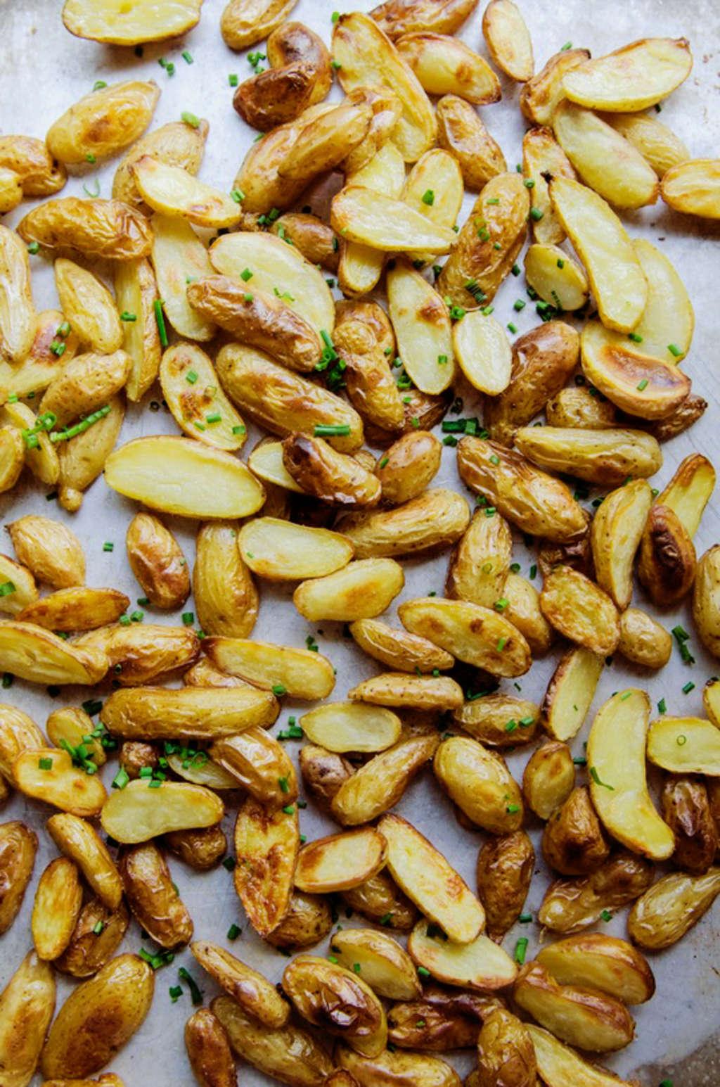 Potato Recipe of the Year: Crispy Salt & Vinegar Potatoes