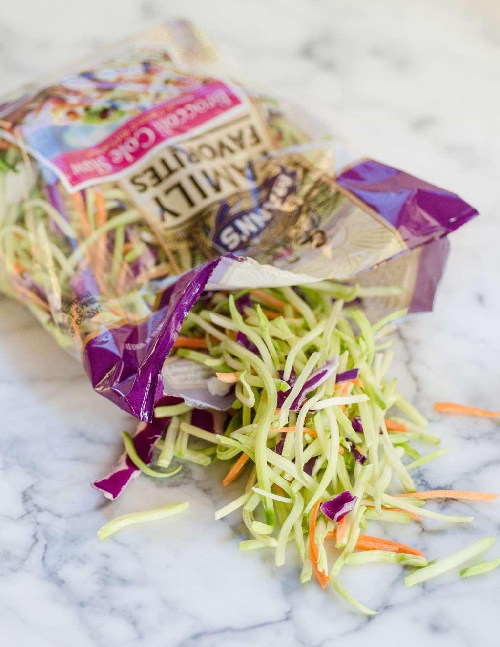 8 Ways I Turn Broccoli Slaw Into Quick Healthy Meals