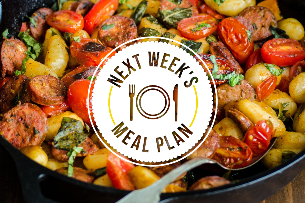 5 Quick & Easy Spring Dinners to Keep Your Week on Track