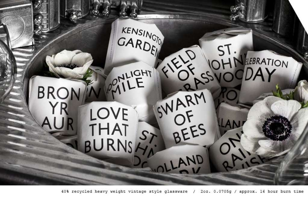 Top Scented Candles: Tatine, Le Labo, Diptyque & Many More