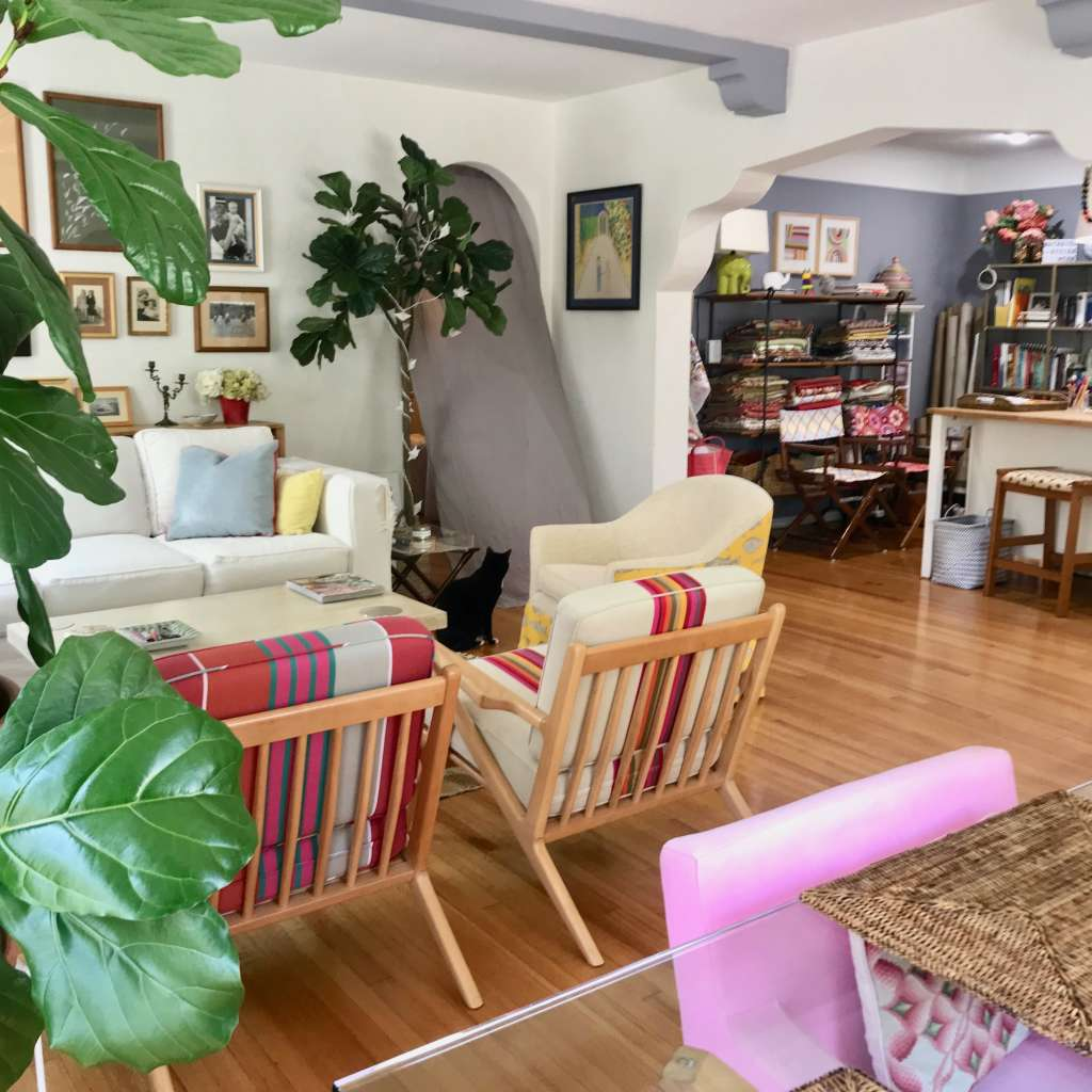 A Los Angeles Rental Is Warmly Whimsical