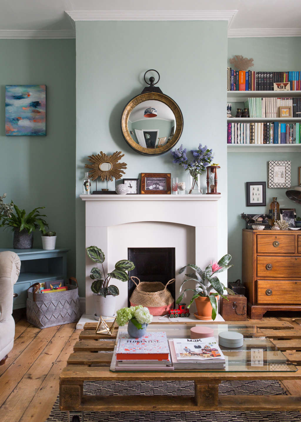 Steal These Styling Secrets from This Chic London Home
