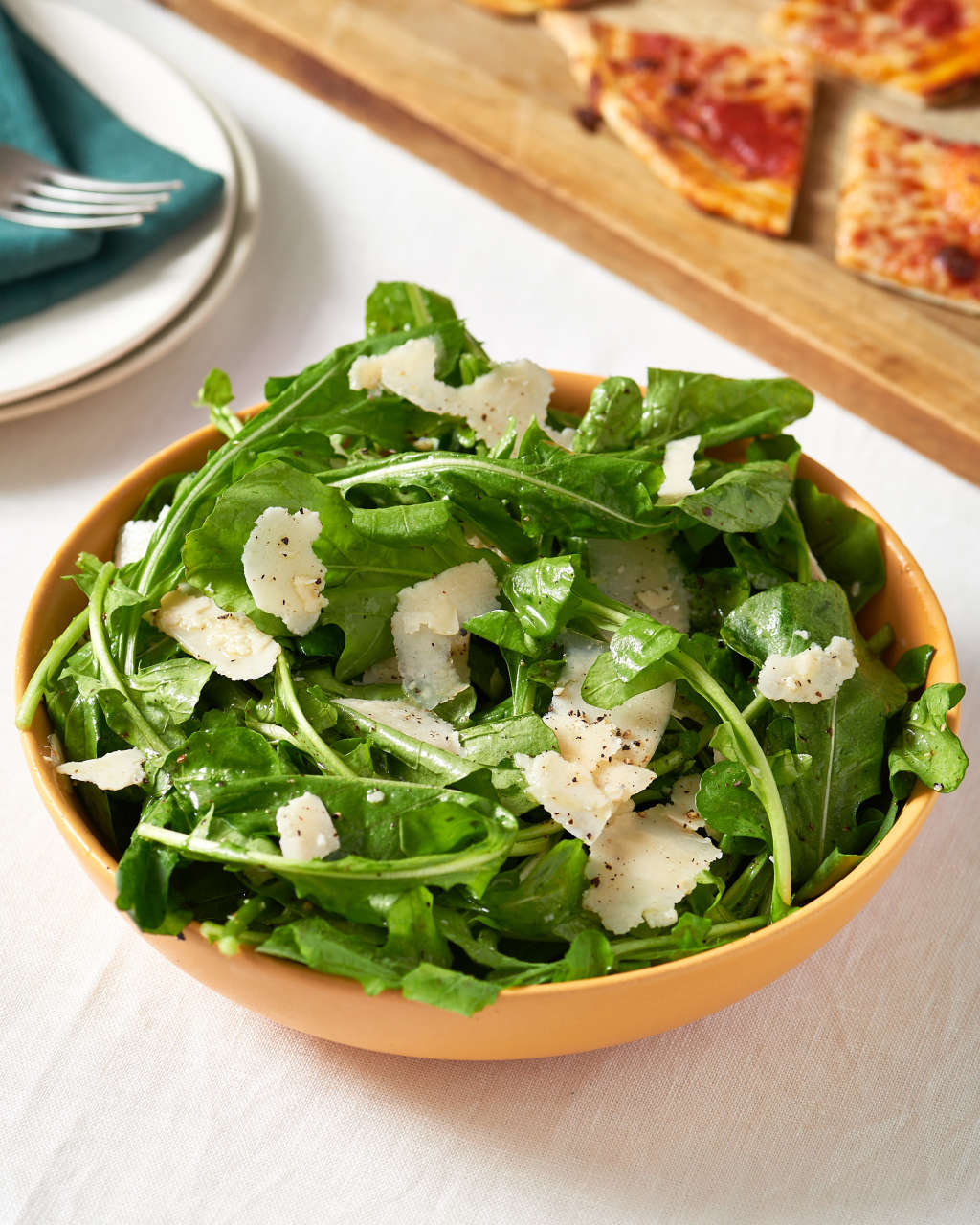 These 5 Sides Make Pizza a Healthy Dinner