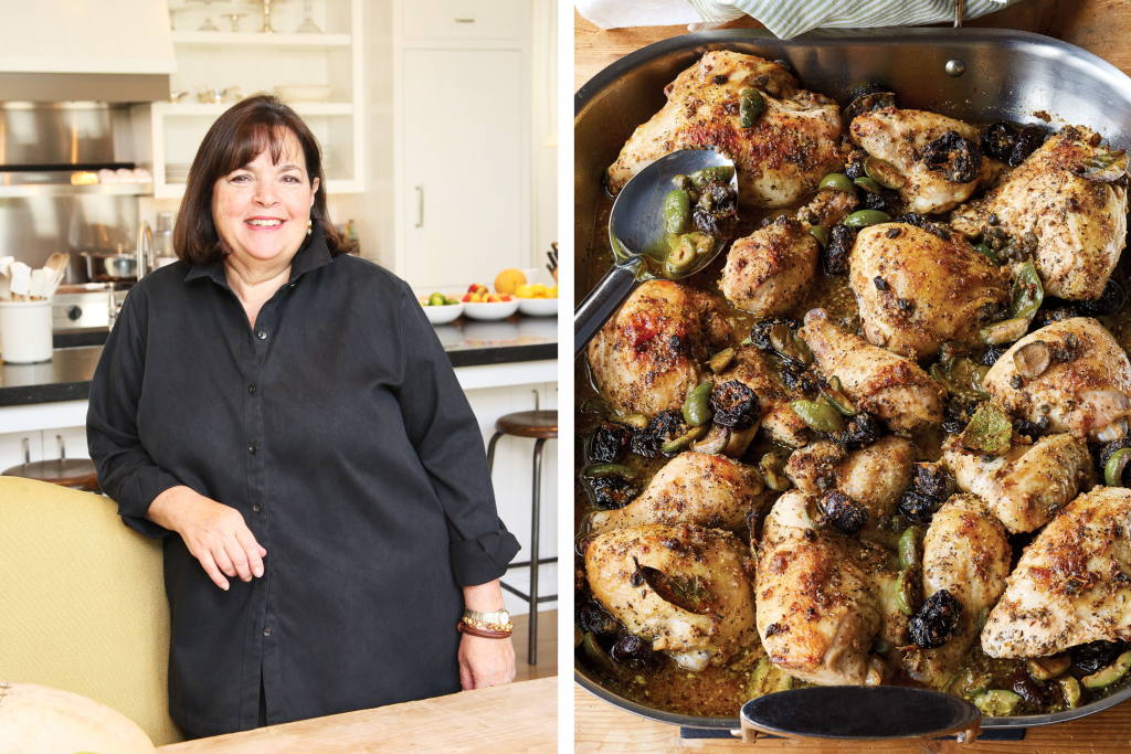 Our Top 10 Favorite Chicken Recipes from Ina Garten