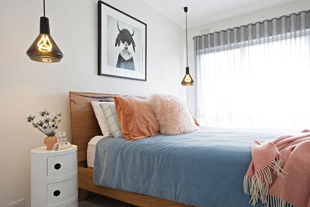 A Space-Saving Bedside Trick We're Stealing From Mandy Moore