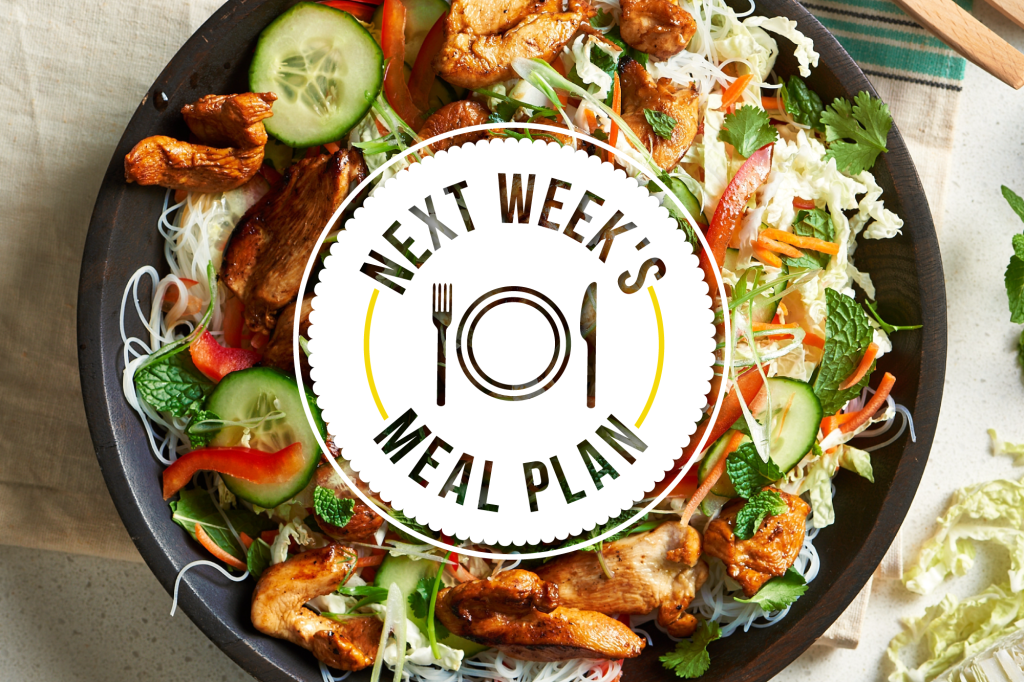 Healthy Family Meal Plan | Easy Meal Plans Kitchn | Kitchn