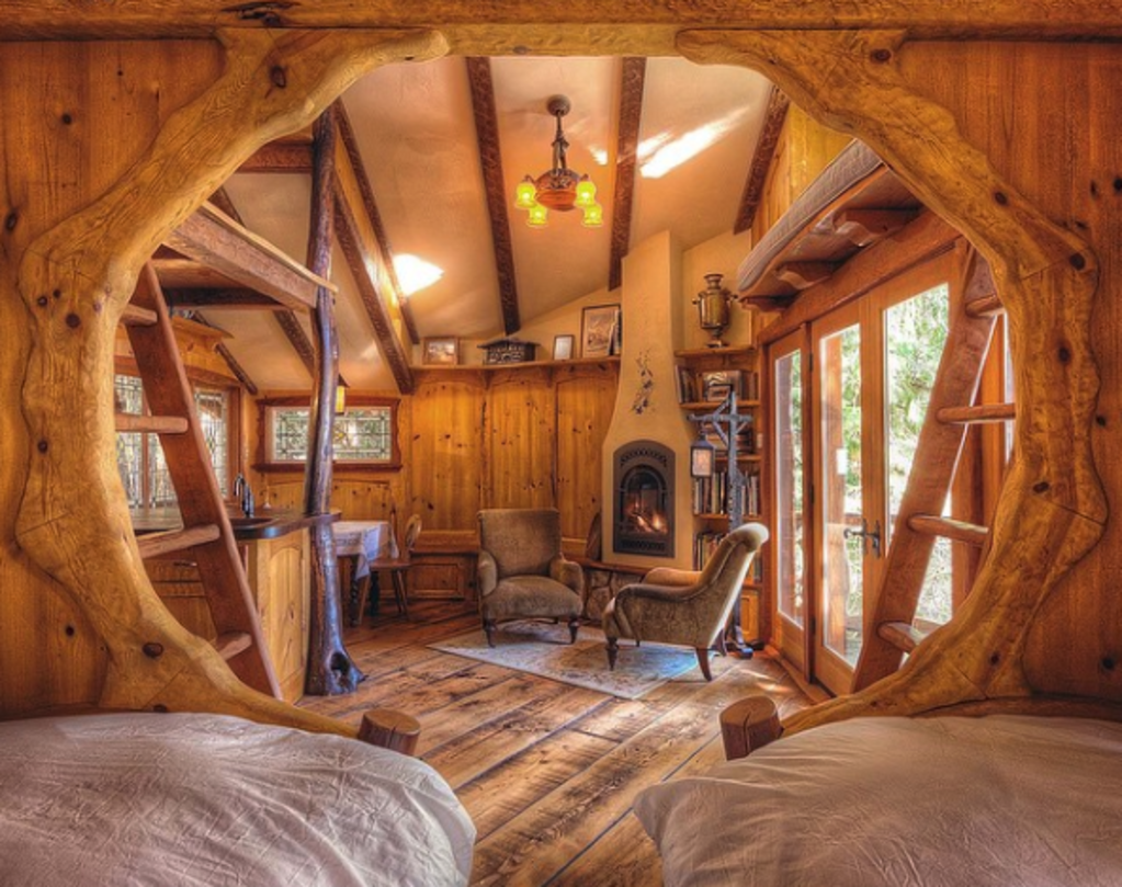 7 Tiny Cabin Homes That Are Perfect For Winter Hibernation
