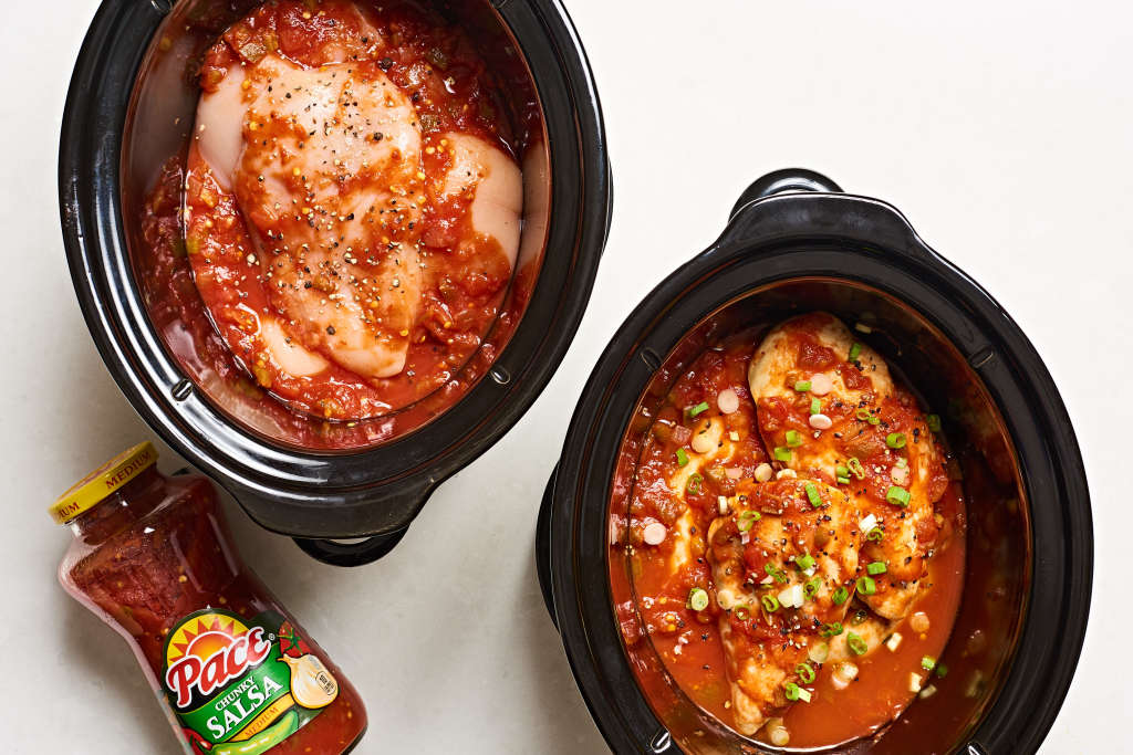 10 Easy Slow Cooker Dinners with Just 2 Ingredients